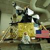 Lunar Module Replica