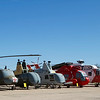 Helicopter Collection - Pima Air and Space Museum, Tucson, Arizona