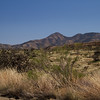 Scenery around Biosphere 2, Tucson