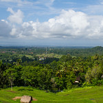 View over Bali