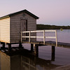 Fishing hut, Sunshine Coast Australia