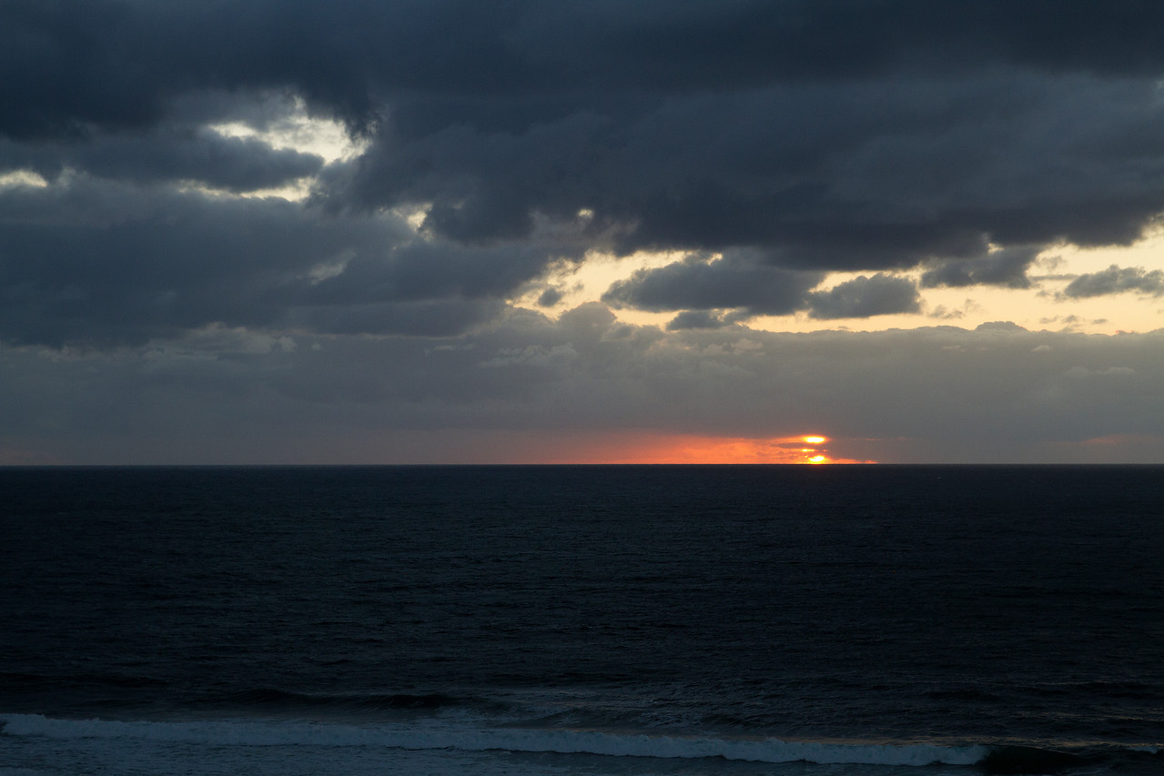 Sunrise on the Sunshine Coast Australia
