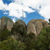 Granite boulders at Gibraltar Peak, Tidbinbilla Canberra