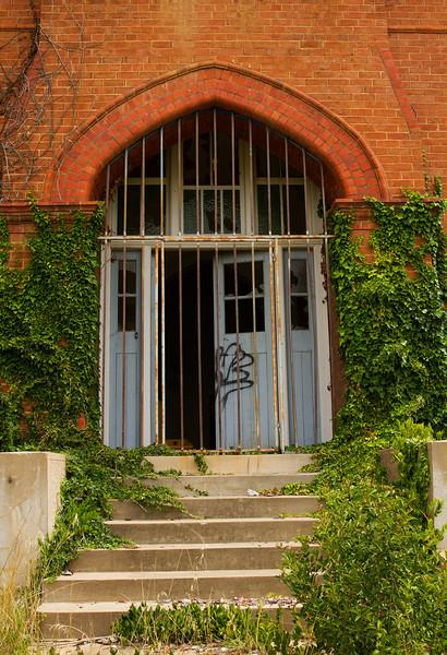 Abandoned St. John's Orphanage for Boys 1912-1978, Goulburn