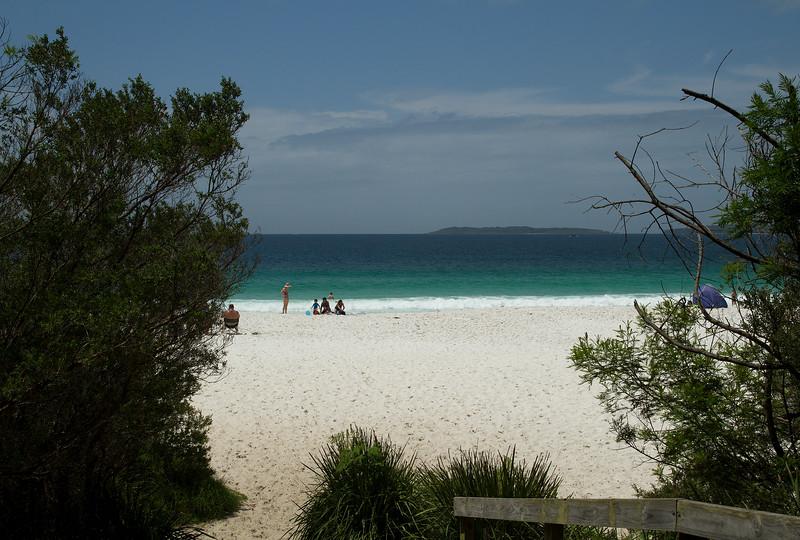 Hyams Beach, Jervis Bay Australia