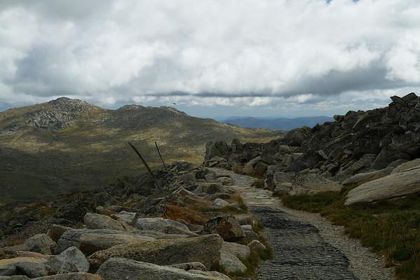 Mount Kosciuszko walk, Australia