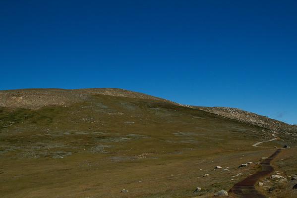 Mount Kosciuszko in Summer, Australia