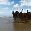 Maheno Shipwreck - Fraser Island Queensland Australia