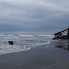 Peter Iredale shipwreck, Fort Stevens, Oregon