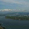 View from Crown Point and Vista House - Columbia River Gorge