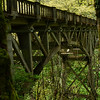 Columbia River Gorge Highways - Beautiful old bridge