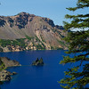 Phantom Island, Crater Lake