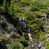 Vidae Falls, near Crater Lake Oregon