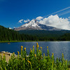 Trillium Lake with Mount Hood, Oregon