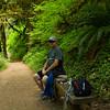 Shaun at Silver Falls National park, Oregon