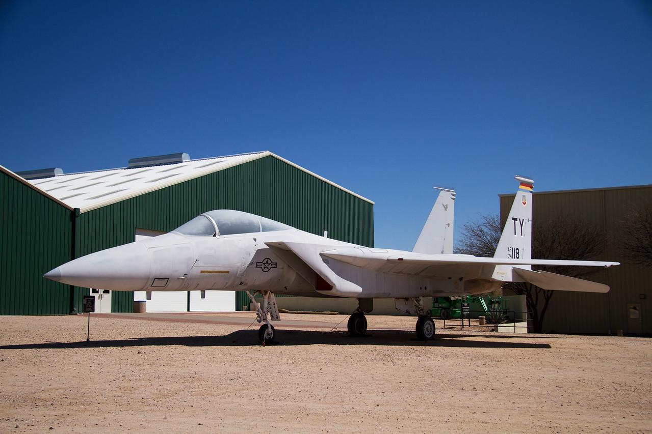 McDonnell Douglas F-15A Eagle,